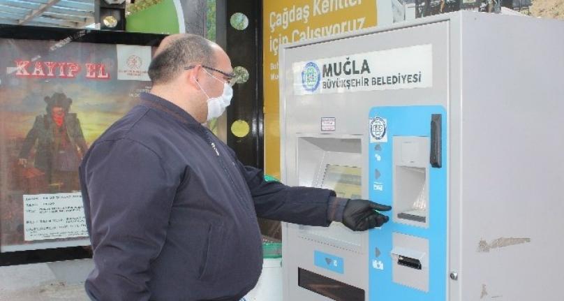 Muğla'da Toplu Taşımada Maskeli Dönem Başladı