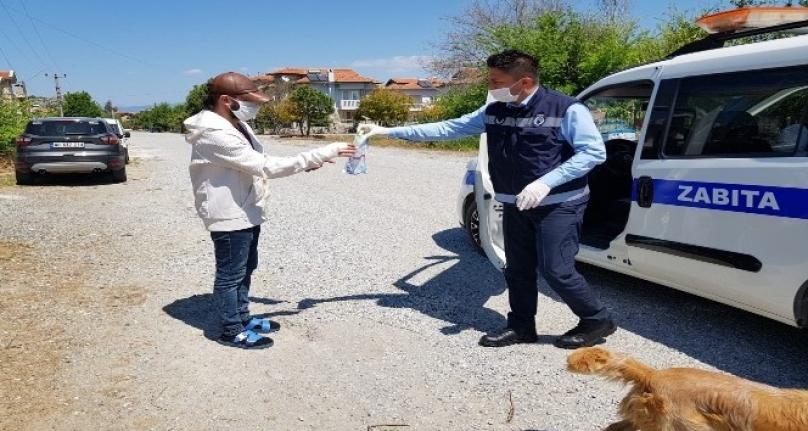 Ortaca Belediyesi Yasak Süresince Halkın İhtiyaçlarını Karşıladı