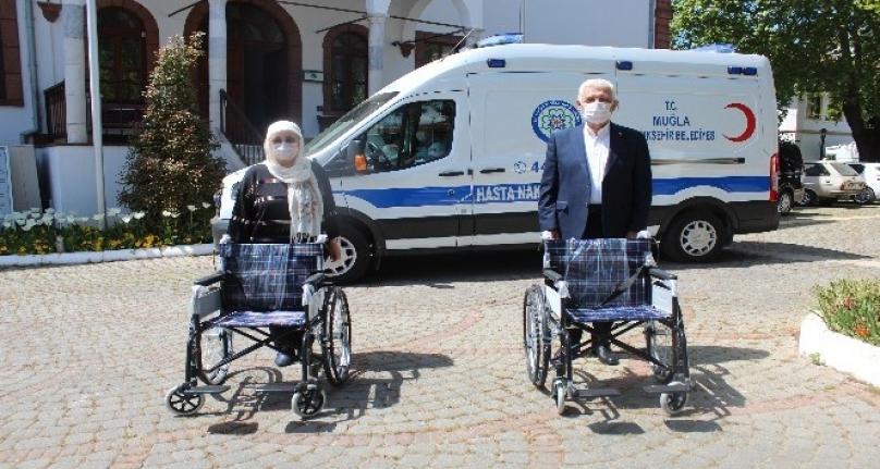 Yatalak Hastadan Ramazan Ayında Anlamlı Bağış