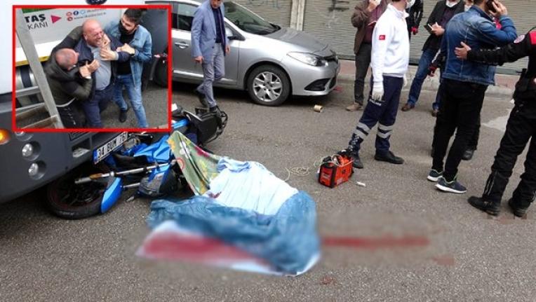 21 Yaşındaki Genç Motosiklet Üzerinde Güpegündüz İnfaz Edildi!