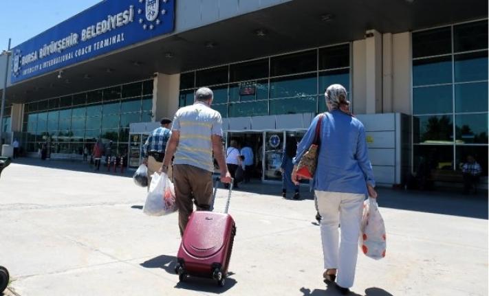 65 Yaş Üzerine Şartlı Seyahat İzni, Terminallerde Yoğunluğa Neden Oldu