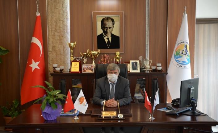 Köyceğiz Belediye Başkanı Ceylan Bayram Mesajı Yayımladı