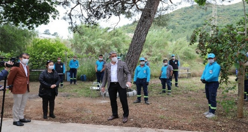 Marmaris Belediye Başkanı Oktay'dan Çalışanlara Müjde