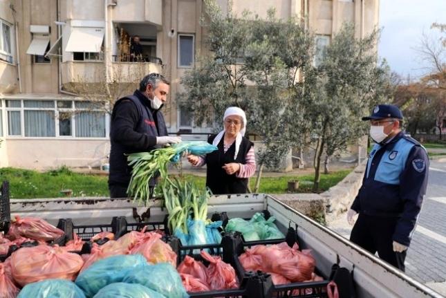 Muğla'da Bayram Süresince 'Seyyar Manav' Uygulaması