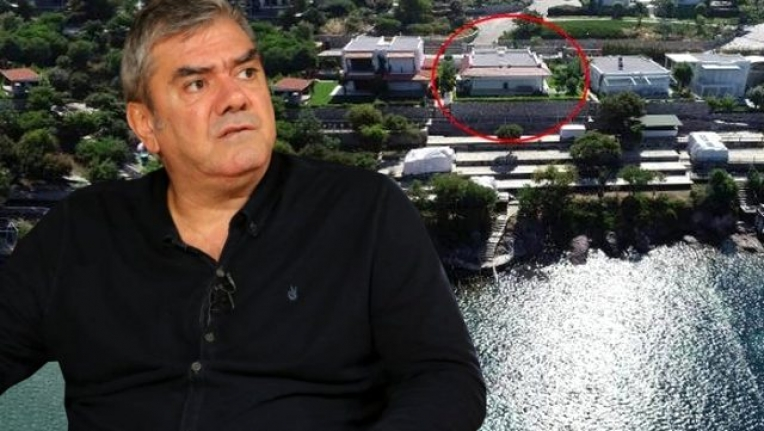 Savcılık İnceleme Başlattı, Özdil'in Villasındaki Kaçak Bölümler Yıkılacak!