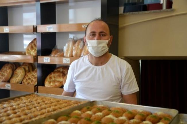 Sokağa Çıkma Yasağı Baklava ve Şeker Sektörünü Vurdu