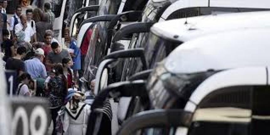 Yolcu Otobüsleri için Bilet Tavan Fiyatları Belirlendi
