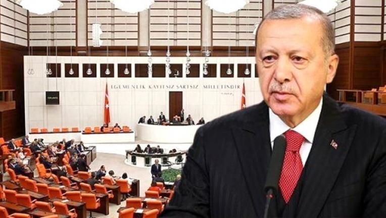 AK Parti Çoklu Baro Düzenlemesini İçeren Kanun Teklifini TBMM'ye Sundu