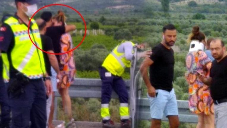 Alişan ve Eşi Araba Kazası Geçirdi Araç 30 Metre Sürüklendi!