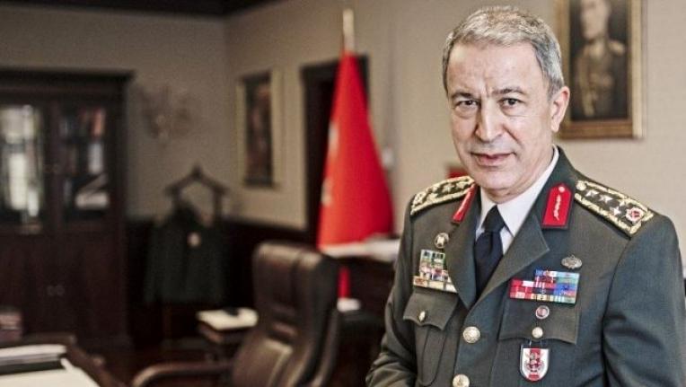 """Bakan Akar'dan Yunanistan'ın """"Savaşa Hazırız"""" Çıkışına Cevap!"""