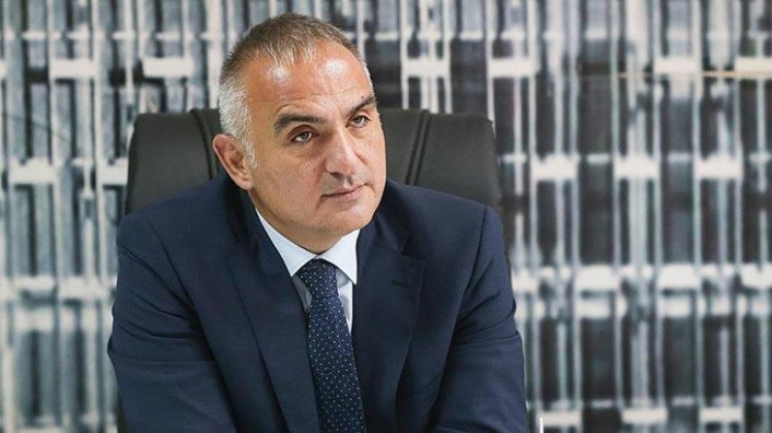 """Bakan Ersoy: """"Muğla'da Günlük Vaka Sayısı 2-3"""""""