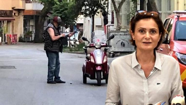 Belediyenin Basılmasında Kaymakamlık Kaftancıoğlu'nu Yalanladı