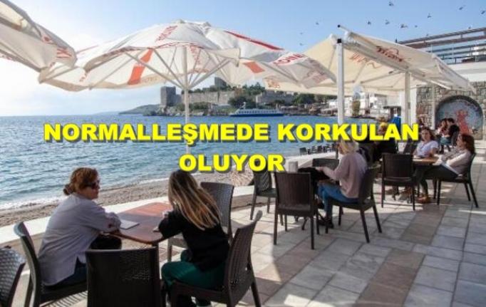 BODRUM'DA İKİ AİLEDEN 6 KİŞİDE KORONAVİRÜS TESPİT EDİLDİ!