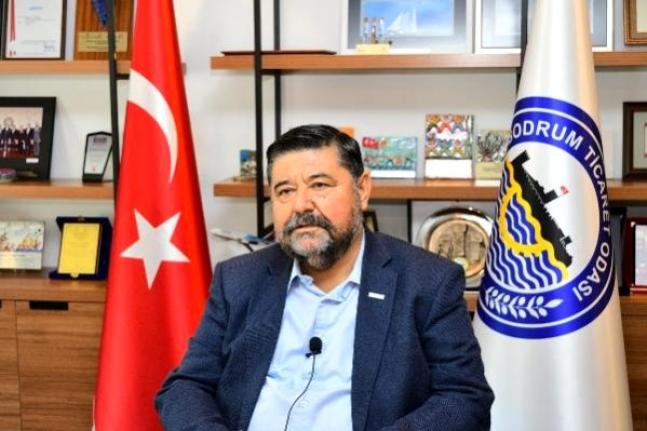 BODTO Başkanı Kocadon: Bodrum'da Gayet Ekonomik Yerlerimiz De Var
