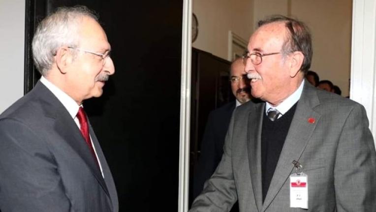CHP İlçe Başkanı Koronavirüsten Hayatını Kaybetti