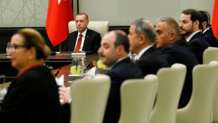 Cumhurbaşkanlığı Kabinesi'nde Değişik Beklentisi! Birleştirilen 2 Bakanlık Tekrar Ayrılıyor