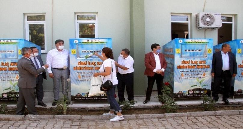 Fethiye'de Zirai Atıkların Geri Dönüşümü için Protokol İmzalandı