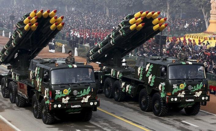 Hindistan, Çin Sınırına Füze Konuşlandırdı!