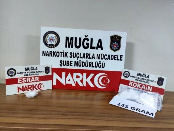 Marmaris'te Uyuşturucu Operasyonu: 5 Gözaltı!