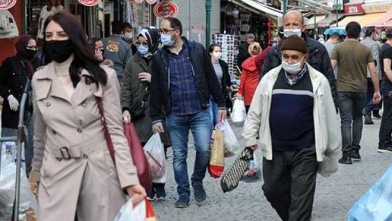 Maskesiz Sokağa Çıkma Yasağı Uygulanan Kentlere Tunceli'de Katıldı!