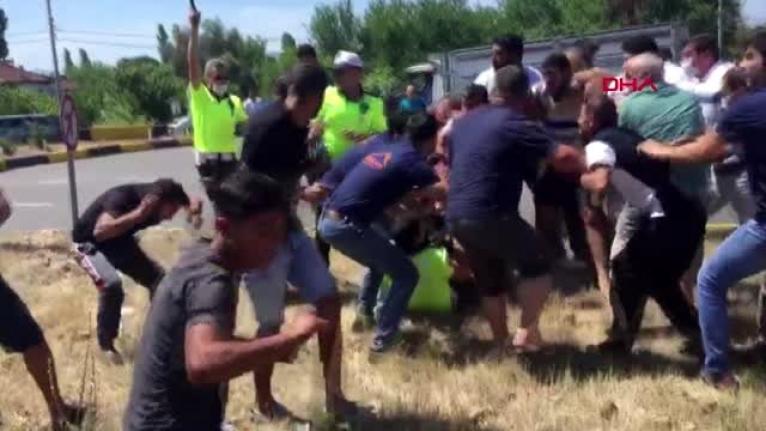 Muğla'da Polise Saldıran 4 Şüpheli Serbest Bırakıldı!