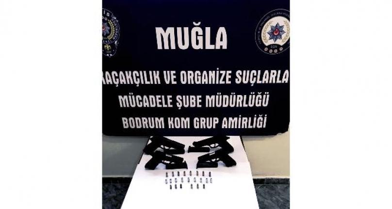 Muğla'da Silahlı İki Gruba Operasyon Düzenlendi