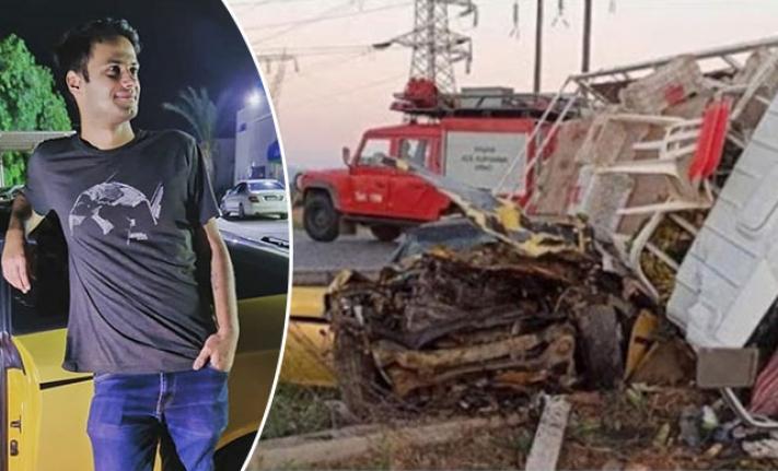 Muğlalı Asteğmen Terhisine 1 Gün Kala Kazada Hayatını Kaybetti