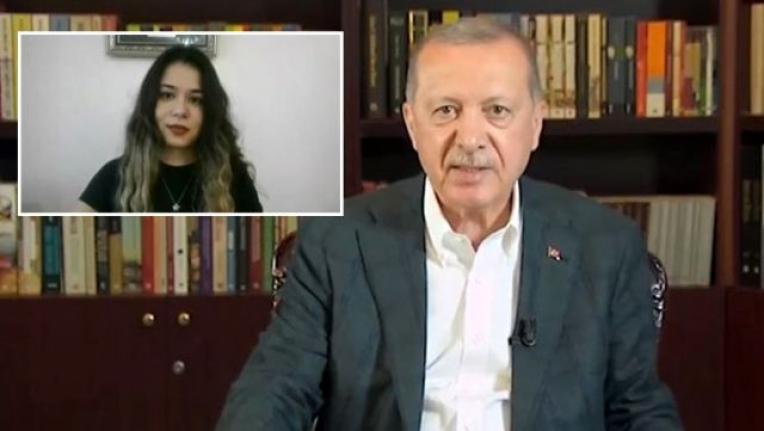 """Muğlalı Kardelen'den Cumhurbaşkanı'na """"YKS Neden Öne Alındı"""" Sorusu"""