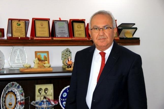 """TAB Başkanı Şahin: """"Vücut Direncini Arttıran Tek Ürün Arı Ürünleri"""""""