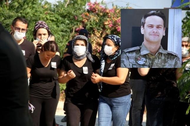 Terhisine 1 Gün Kala Hayatını Kaybeden Fethiyeli Teğmen Toprağa Verildi