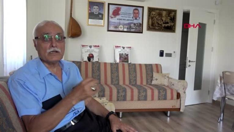 15 Temmuz'da Marmaris'te Şehit Olan Polisin Babası O Günü Anlattı