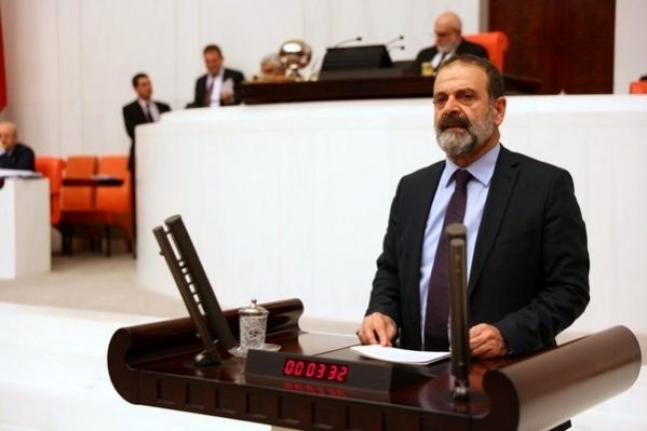 Adı Tecavüz Skandalına Karışan HDP'li Vekil Tuma Çelik Partisinden İstifa Etti