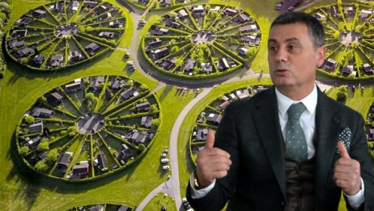 Atatürk'ün İdeal Cumhuriyet Köyü Projesini Ankara'da MHP'li Başkan Hayata Geçiriyor