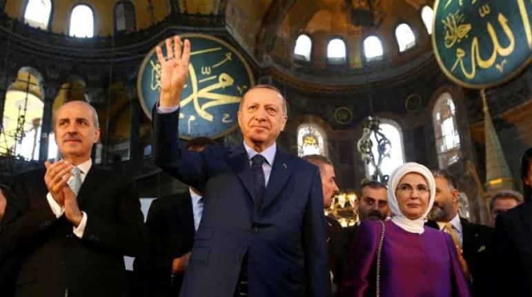 Ayasofya Kararı Sonrası Ankara Kulislerinde Erken Seçim İddiaları Gündeme Geldi!