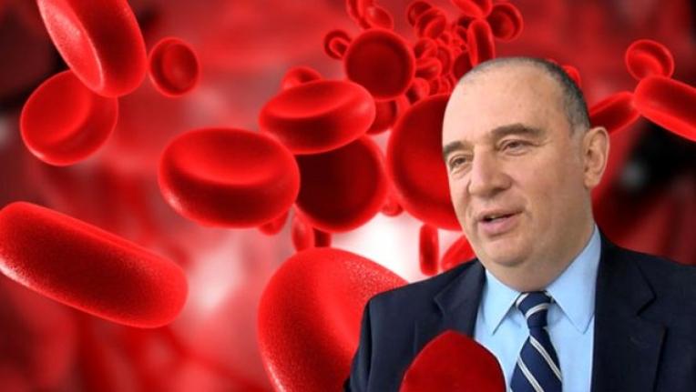 Bilim Kurulu Üyesi Kara Virüste Dezavantajlı Kan Gruplarını Paylaştı