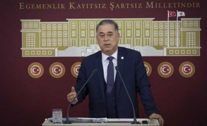 """CHP Muğla Vekili Özcan: """"Milli Gelir 2 Yılda 125 Milyar Dolar Azaldı"""""""