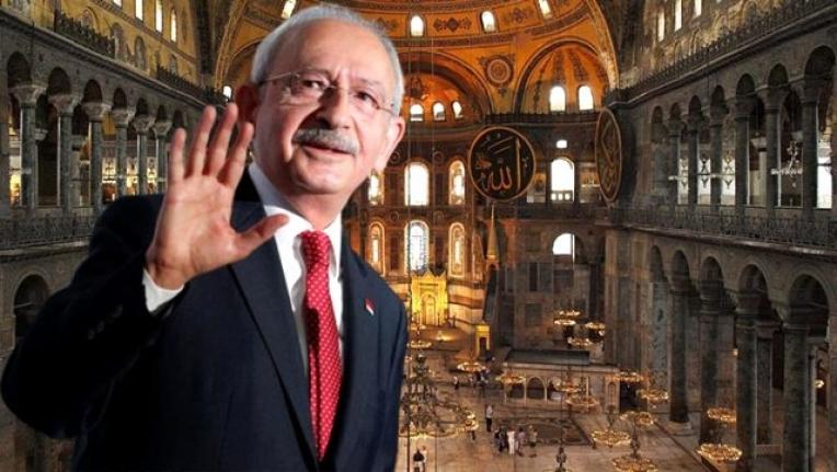 CHP'nin Ayasofya Tavrı Belli Oldu!