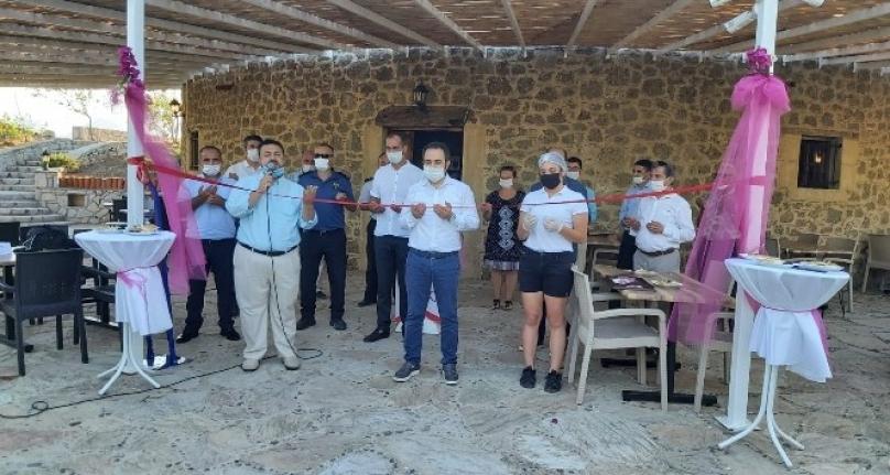 Datça'da Yel Değirmeni Uygulama Restoranı Olarak Düzenlendi