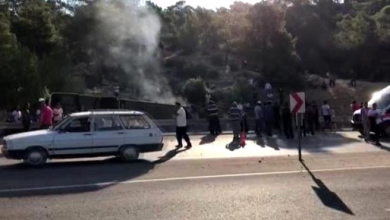 Son Dakika: Askerleri Taşıyan Otobüs Devrildi 5 Asker Şehit Oldu!