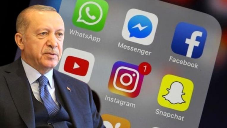 Sosyal Medya Hesapları Gerçek Kimlikler Üzerine Açılacak!
