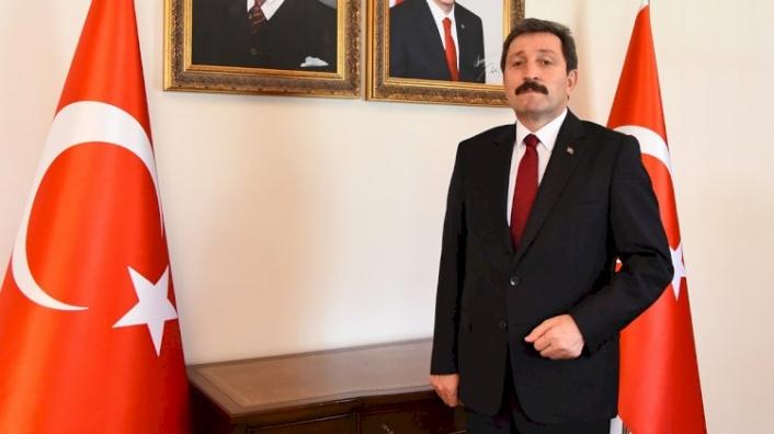 Vali Tavlı'dan, 15 Temmuz Demokrasi ve Milli Birlik Günü Mesajı