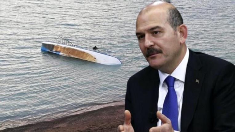 Van Gölü'nde Batan Göçmen Teknesinde Ölü Sayısı 6'ya Yükseldi
