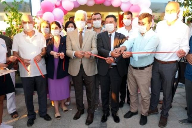 Bodrum'da 'Amiral Kafe ve Restaurant' Hizmete Açıldı