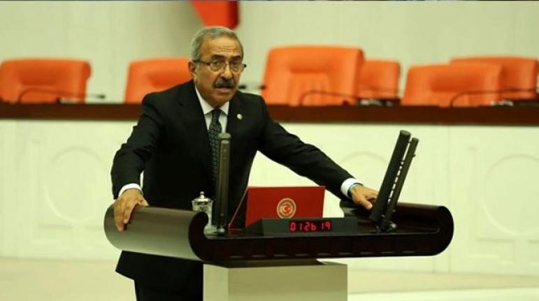 CHP'li Milletvekili Baha Ünlü'nün Koronavirüs Testi Pozitif Çıktı