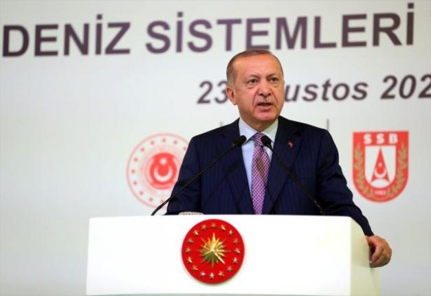 Cumhurbaşkanı Erdoğan, Uçak Gemisi Yapma Talimatı Verdi!