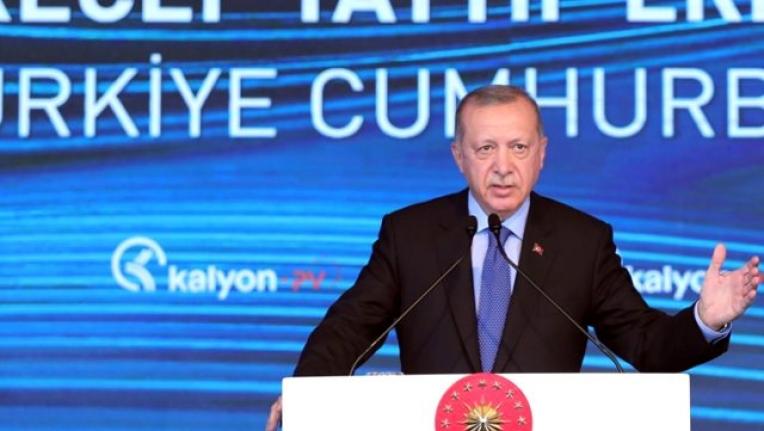 """Erdoğan: """"Cuma Günü Hayallerimizi Süsleyen Bir Müjdeyi Milletimize Vereceğiz"""""""
