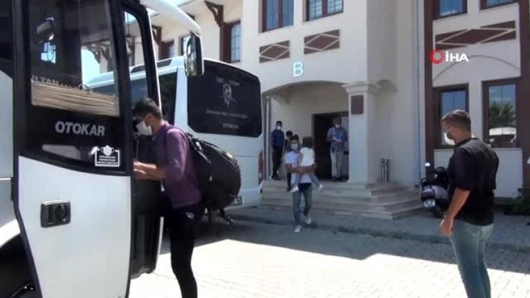 Fethiye'de 67 Düzensiz Göçmen Yakalandı