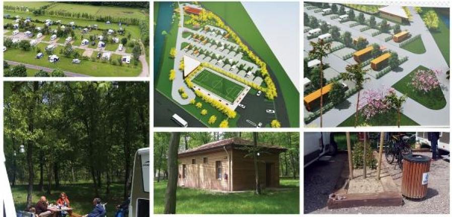 'Karavan Park' Projesinde, 38 Şehirde Rota Oluşturuluyor