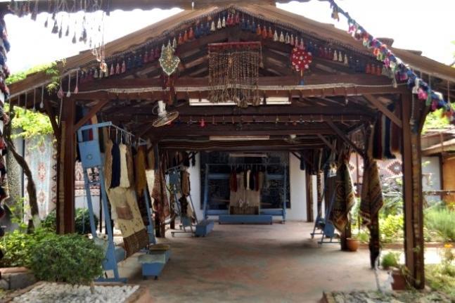 Marmaris'te Müze Gibi Halı Mağazası