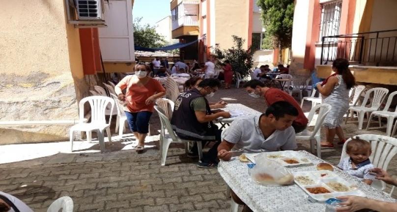 Milas'taki Etkinliklerde Kovid-19 Denetimi Devam Ediyor